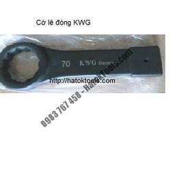 cờ lê vòng đóng KWG 36mm nhãn hiệu ĐỨC sản xuất theo công nghệ và tiêu chuẩn chất lượng của ĐỨC tại ĐÀI LOAN