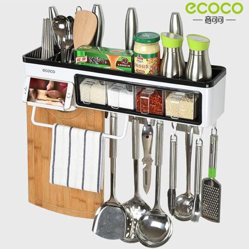 Kệ treo tường đựng dụng cụ nhà bếp ECOCO MG1705 -AL - 6683832 , 13363483 , 15_13363483 , 450000 , Ke-treo-tuong-dung-dung-cu-nha-bep-ECOCO-MG1705-AL-15_13363483 , sendo.vn , Kệ treo tường đựng dụng cụ nhà bếp ECOCO MG1705 -AL