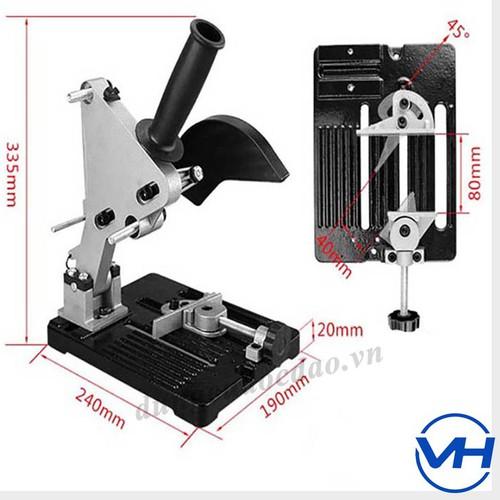 Đế kẹp máy mài cầm tay chuyển thành máy cắt  TZ-6103