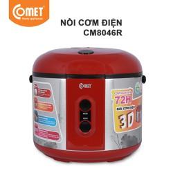 Nồi cơm điện 3D Comet CM8046R - 1.8L
