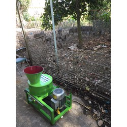 máy băm chuối băm cỏ đa năng okasu giá rẻ