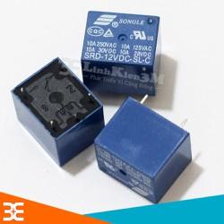 [Tp.HCM] Bộ 3 Chiếc Relay Songle 12V10A  SRD- 12DVC- SL- C