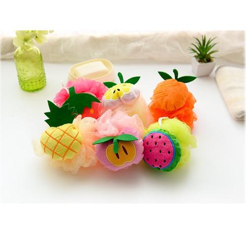 Bông tắm hình trái cây