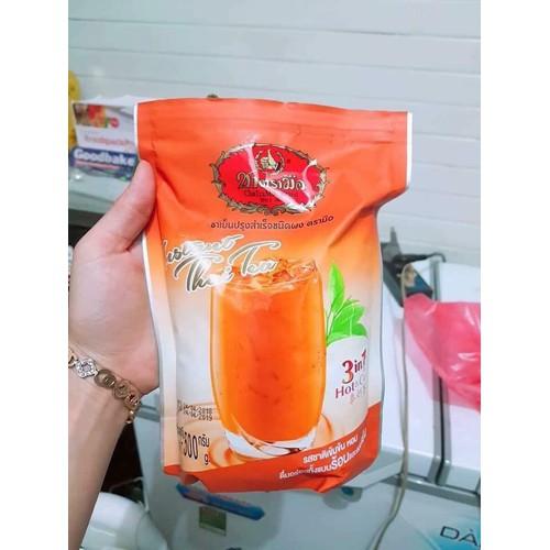 Trà sữa Thai Tea hot & cold