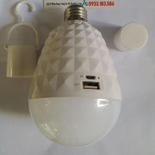 Bóng đèn tự sáng khi cúp điện kiêm pin dự phòng - 4556391 , 13355592 , 15_13355592 , 145000 , Bong-den-tu-sang-khi-cup-dien-kiem-pin-du-phong-15_13355592 , sendo.vn , Bóng đèn tự sáng khi cúp điện kiêm pin dự phòng