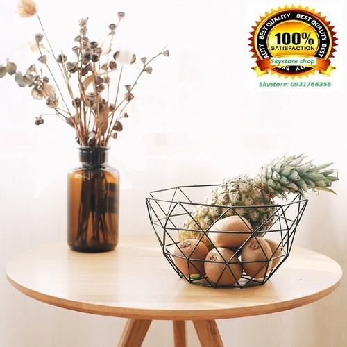 Đĩa đựng hoa quả - Đĩa trang trí- rổ đựng trái cây