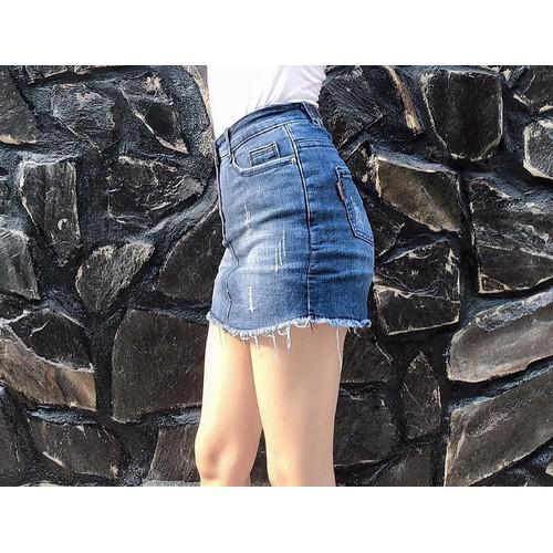 chân váy jeans VNXK