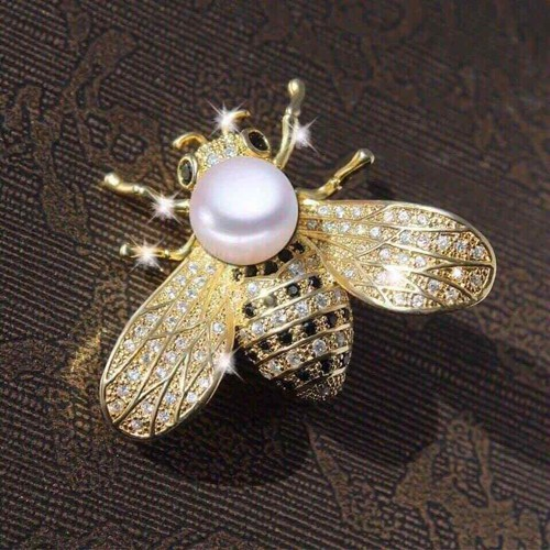 Khuy Cài Áo con Ong