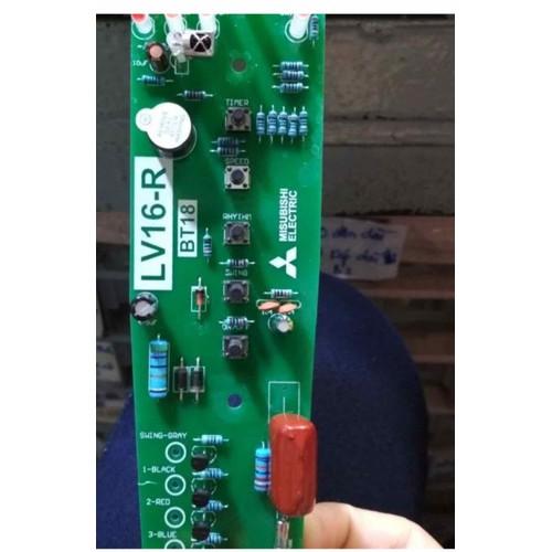 mạch quạt missubishi LV16 R BT 18 cao cấp