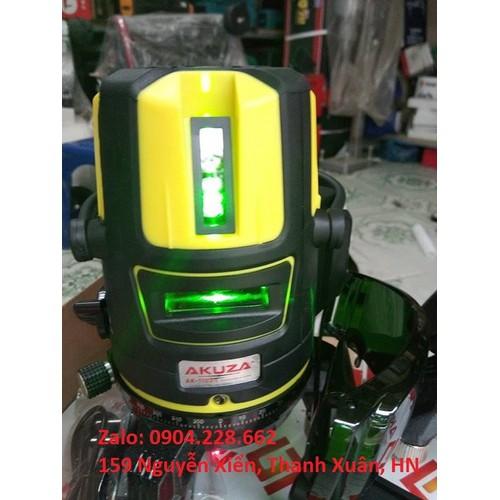 Máy cân bằng Laser siêu sáng Akuza