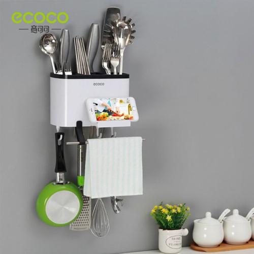 Kệ treo tường đựng dụng cụ nhà bếp ECOCO MG1801 -AL - 6682115 , 13361494 , 15_13361494 , 300000 , Ke-treo-tuong-dung-dung-cu-nha-bep-ECOCO-MG1801-AL-15_13361494 , sendo.vn , Kệ treo tường đựng dụng cụ nhà bếp ECOCO MG1801 -AL