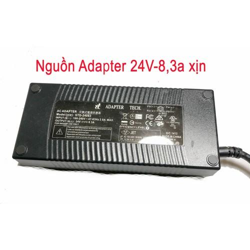 Nguồn Adapter 24V - 8,3A - 6693205 , 13375082 , 15_13375082 , 200000 , Nguon-Adapter-24V-83A-15_13375082 , sendo.vn , Nguồn Adapter 24V - 8,3A