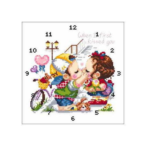 Tranh thêu chữ thập hoạt hình đồng hồ tình yêu - 6706145 , 13391027 , 15_13391027 , 79000 , Tranh-theu-chu-thap-hoat-hinh-dong-ho-tinh-yeu-15_13391027 , sendo.vn , Tranh thêu chữ thập hoạt hình đồng hồ tình yêu