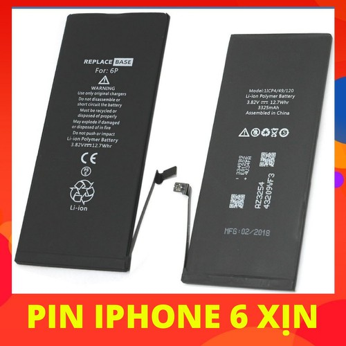 PIN IPHONE 6   PIN IPHONE 6 XỊN  PIN 6   PIN IPHONE   PIN IPHONE 6S  PIN IPHONE 6 PLUS    PIN IPHONE 7   PIN IPHONE CHÍNH HÃNG   PIN IPHONE DUNG LƯỢNG CAO 