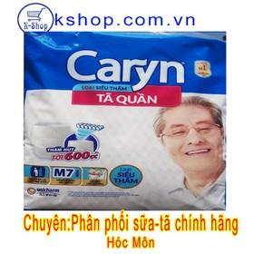 Tã Quần Siêu Thấm Caryn M7 60 - 85CM 7 Miếng - KCarynM7