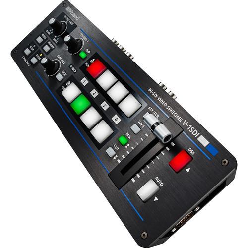 Bàn trộn hình ảnh và âm thanh Roland V-1SDI 4-Channel HD Video Switcher - 6702162 , 13385979 , 15_13385979 , 36990000 , Ban-tron-hinh-anh-va-am-thanh-Roland-V-1SDI-4-Channel-HD-Video-Switcher-15_13385979 , sendo.vn , Bàn trộn hình ảnh và âm thanh Roland V-1SDI 4-Channel HD Video Switcher