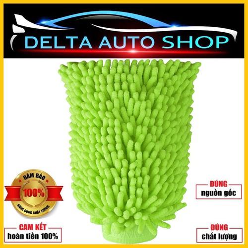 Găng tay chuyên dụng lau rửa xe hơi đa năng PSA Gloves Car Wash 1725 Vàng
