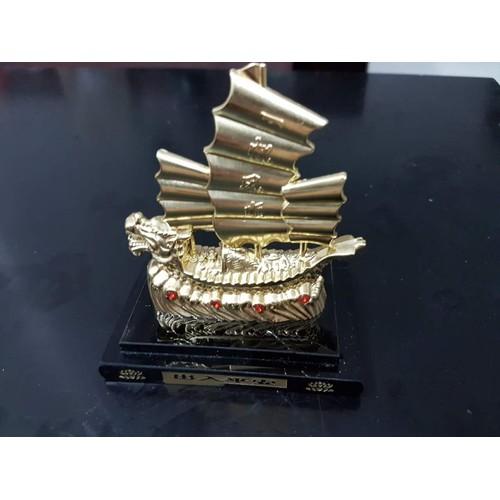 Thuyền rồng để bàn 7x10x9cm