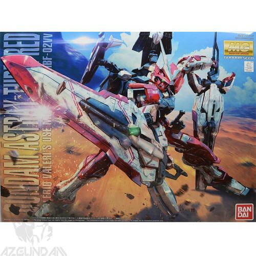 Đồ chơi mô hình lắp ráp Gundam Bandai MG Gundam Astray Turn Red