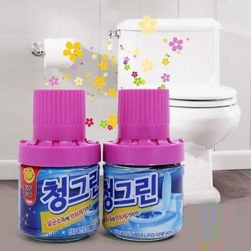 Chai tẩy vệ sinh bồn cầu hương ngàn hoa - 6702290 , 13386217 , 15_13386217 , 45000 , Chai-tay-ve-sinh-bon-cau-huong-ngan-hoa-15_13386217 , sendo.vn , Chai tẩy vệ sinh bồn cầu hương ngàn hoa