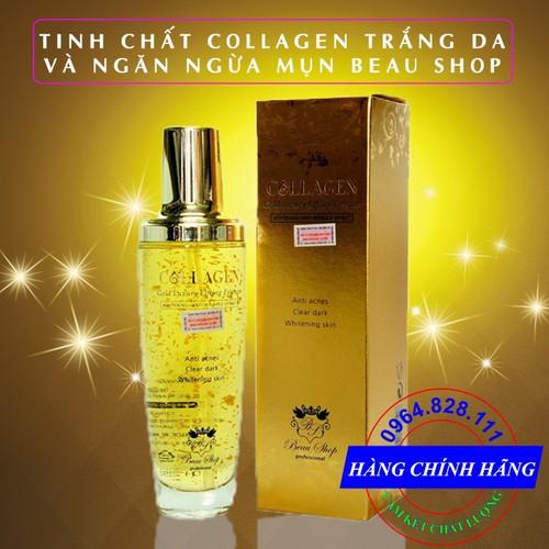 Tinh Chất Collagen Beau Shop- Gold Luxury Lifting Essence [Hàn Quốc] - 4559529 , 13377463 , 15_13377463 , 289000 , Tinh-Chat-Collagen-Beau-Shop-Gold-Luxury-Lifting-Essence-Han-Quoc-15_13377463 , sendo.vn , Tinh Chất Collagen Beau Shop- Gold Luxury Lifting Essence [Hàn Quốc]