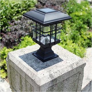 Đèn năng lượng mặt trời đèn trang trí trụ cổng sân vườn cầu thang - SP0036 thumbnail