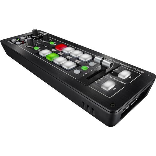 Bàn trộn hình ảnh và âm thanh Roland V-1HD Portable 4 x HDMI Input Switcher - 6702144 , 13385945 , 15_13385945 , 26990000 , Ban-tron-hinh-anh-va-am-thanh-Roland-V-1HD-Portable-4-x-HDMI-Input-Switcher-15_13385945 , sendo.vn , Bàn trộn hình ảnh và âm thanh Roland V-1HD Portable 4 x HDMI Input Switcher