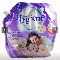 Nước xả vải Hygiene Thái Lan 1800ml Màu Tím
