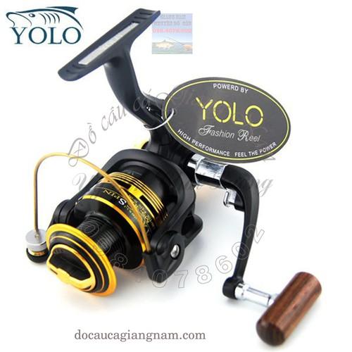 Máy câu cá Yolo Magic Spin MS 5000 10 bạc đạn - 7548693 , 17402078 , 15_17402078 , 320000 , May-cau-ca-Yolo-Magic-Spin-MS-5000-10-bac-dan-15_17402078 , sendo.vn , Máy câu cá Yolo Magic Spin MS 5000 10 bạc đạn