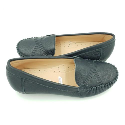 Giày mọi nữ da bò Hải Nancy 32BA10X - 6704468 , 13388855 , 15_13388855 , 599000 , Giay-moi-nu-da-bo-Hai-Nancy-32BA10X-15_13388855 , sendo.vn , Giày mọi nữ da bò Hải Nancy 32BA10X