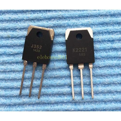Cặp sò transistor mosfet k2221 và j532 - 16939488 , 8355770 , 15_8355770 , 130000 , Cap-so-transistor-mosfet-k2221-va-j532-15_8355770 , sendo.vn , Cặp sò transistor mosfet k2221 và j532