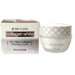 Kem Dưỡng Trắng Da Collagen 3W Clinic