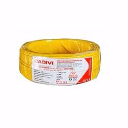 DÂY CÁP ĐIỆN CV 1.5 CADIVI 1.5MM2 - 100 MÉT - CV1.5