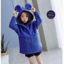 Áo Khoác nón Tai Gấu - H75289