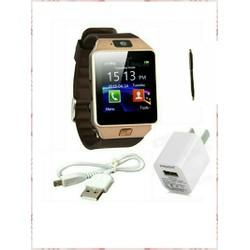 Full box bộ đồng hồ thông minh DZ09 kèm bộ sạc bút cảm ứng