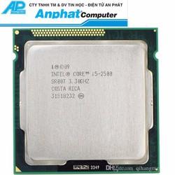 CPU Core i5 2500 Socket 1155 bảo hành 3 tháng