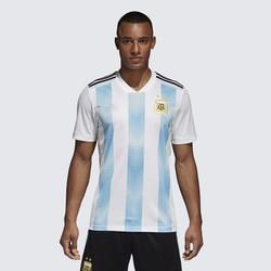 MẪU ÁO BÓNG ĐÁ ARGENTINA 2018
