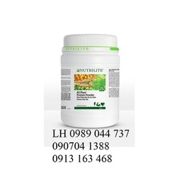 Thực phẩm Nutrilite All Plant Protein Powder Amway