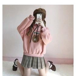 Áo Hoddie Nữ Style Hàn Quốc - ak2667