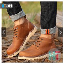 Giày Tây Nam cao cổ cá tính - Giày Tây Nam