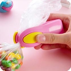 Máy hàn miệng túi nilon cầm tay đa năng, mini