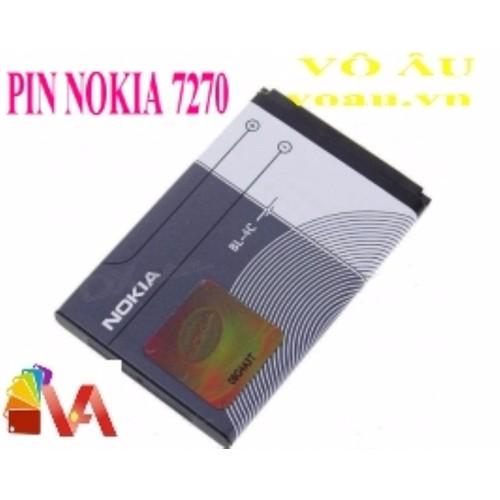 PIN NOKIA 7270 - 5146010 , 8464031 , 15_8464031 , 45000 , PIN-NOKIA-7270-15_8464031 , sendo.vn , PIN NOKIA 7270