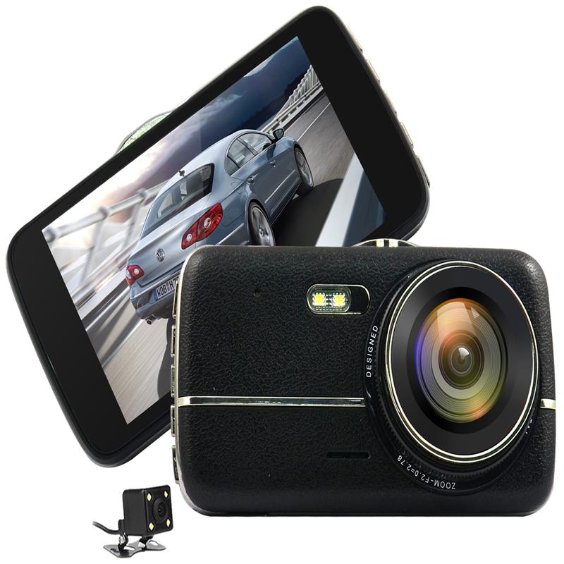 Camera Hành Trình carcam K2 Touch Màn hình cảm ứng 2