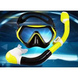 Kính bơi + ống thở sản phẩm cao cấp dành cho trẻ em