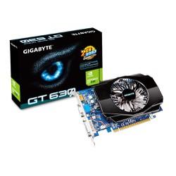 Card GIGABYTE GV-N630-2GI NVIDIA GeForce GT 630, 2 GB, GDDR3, 128-bit