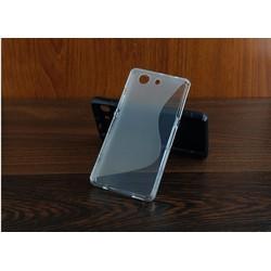 Ốp Lưng S Sony Xperia Z3 Compact Dẻo Trắng