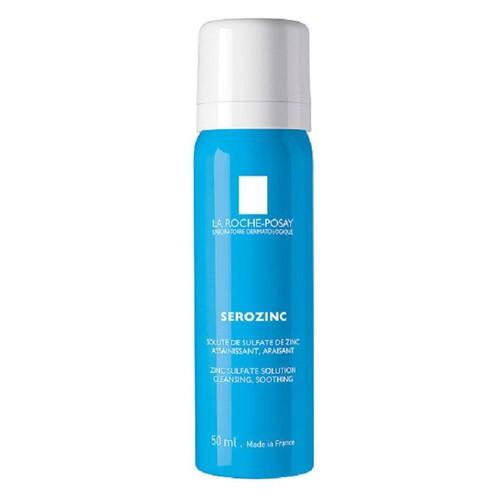 La Roche Posay SEROZINC - Nước xịt khoáng dành cho da dầu và da mụn
