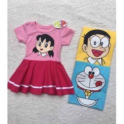 Đầm Xuka dễ thương cho bé gái