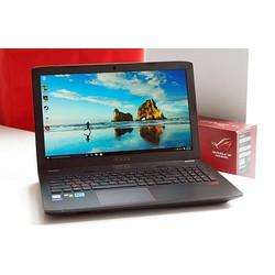 BÁN TRẢ GÓP-Asus GAME Gl552VW Core i7 6700HQ-8G DDR4-1000G-GTX 960 4G