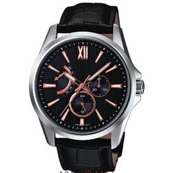 Đồng hồ đeo tay nam EFB300L1A dây da